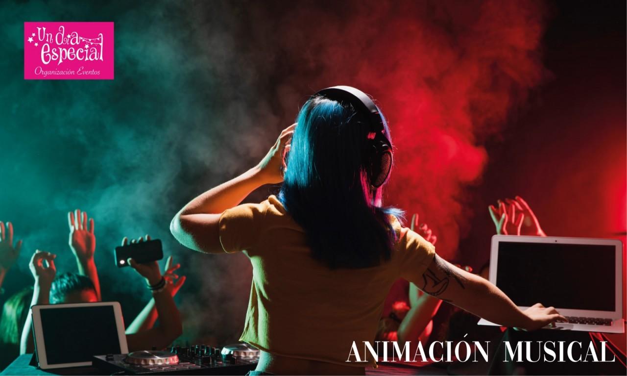 DJ  Animación para todo tipo de evento